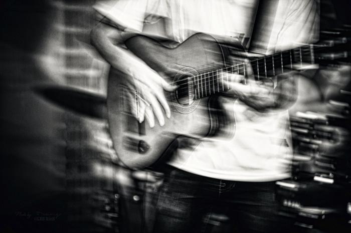 Lớp Guitar Finger Style tại Hà Nội
